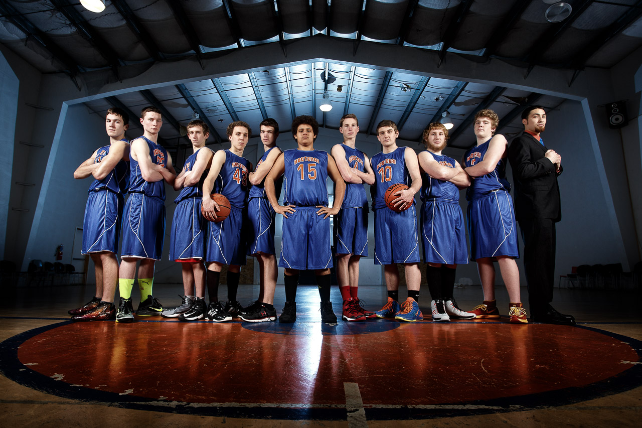 2015 Varsity Boys Basketball