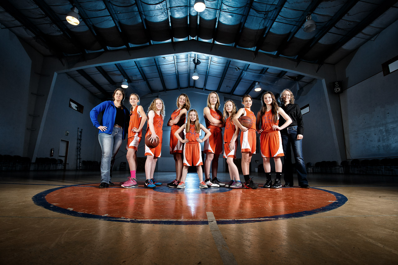 2015 Junior Girls Basketball