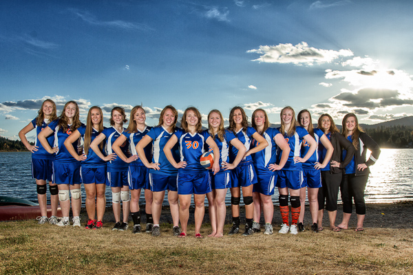 2012 Varsity Volleyball