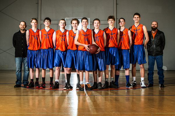 2013 JV Basketball